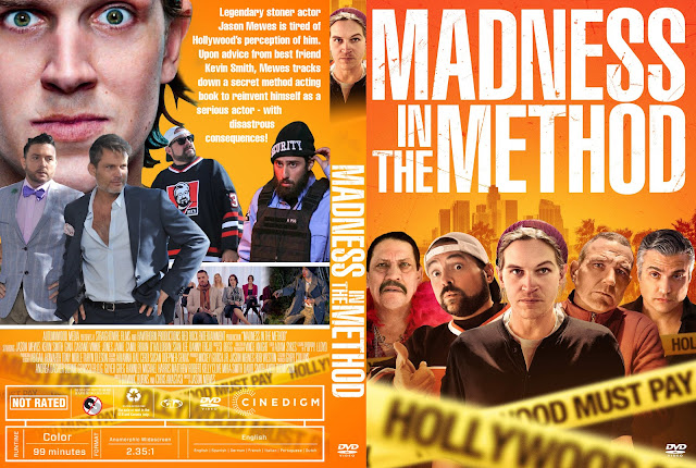 Madness in the Method DVD Cover