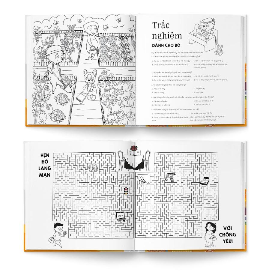 [A116] Tiêu chí chọn sách thai giáo giúp Con thông minh