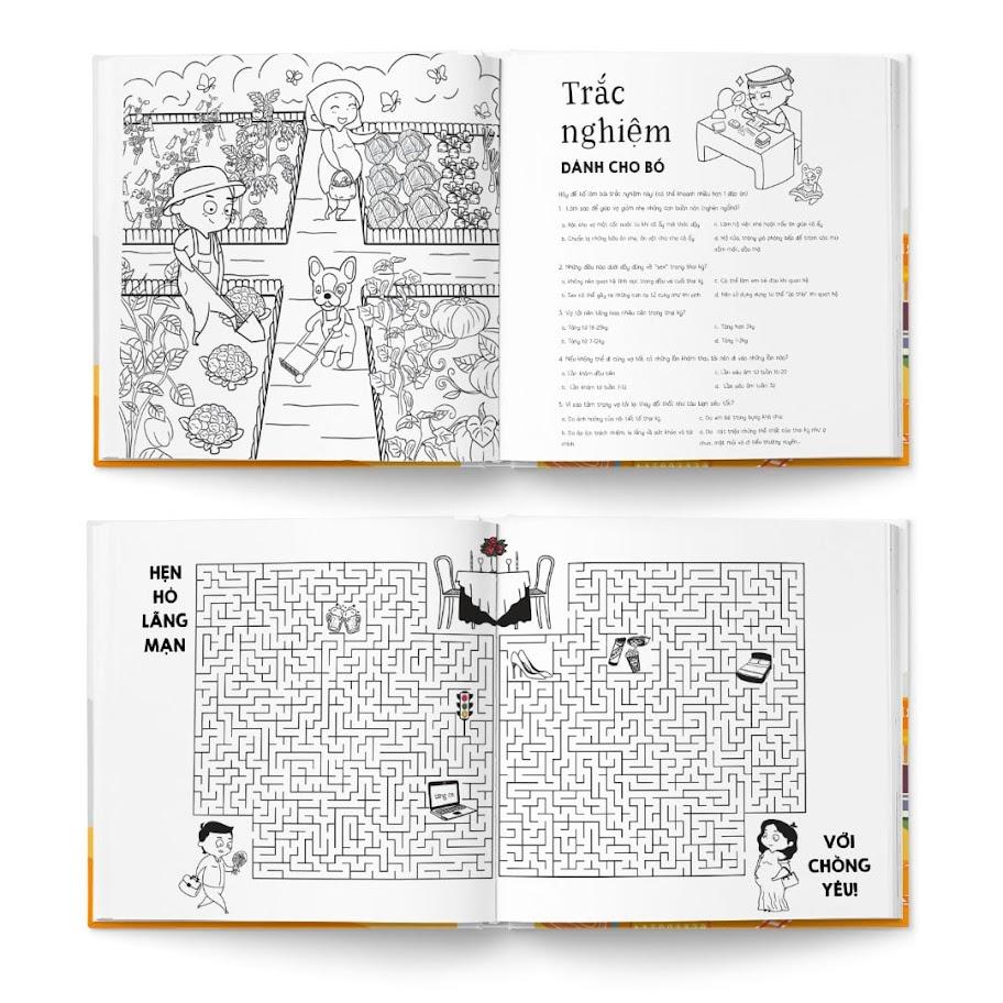 [A116] Mua ngay những cuốn sách thai giáo hay nhất cho Bà Bầu