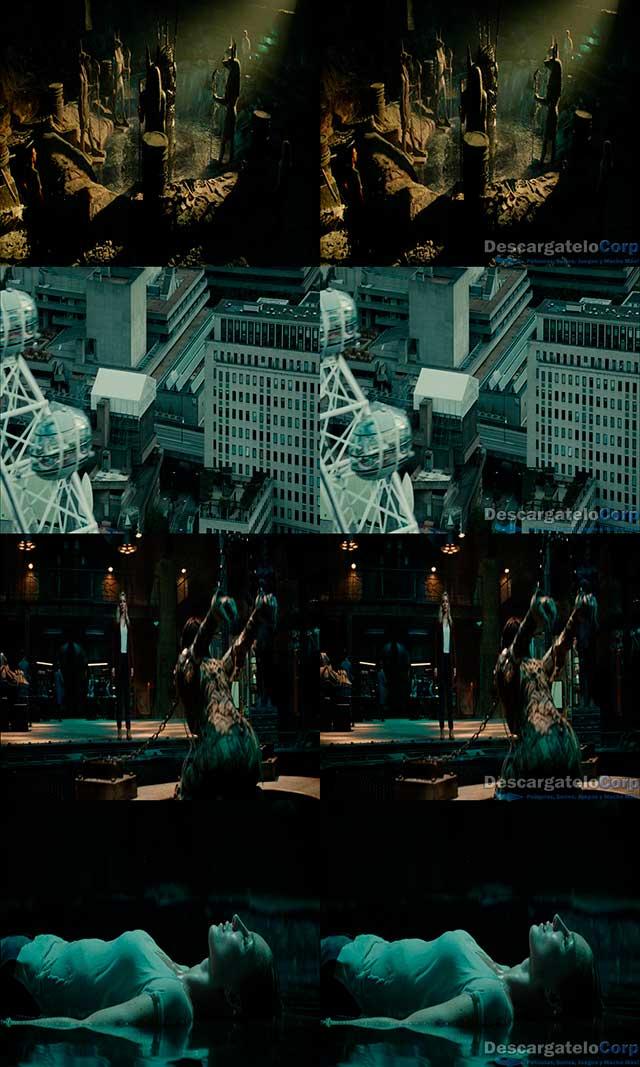 La momia (2017) 3D SBS Latino