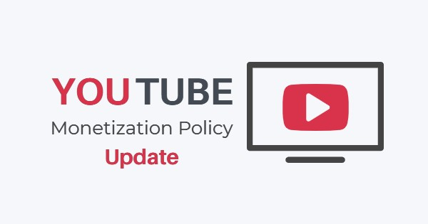 youtube monetization policy