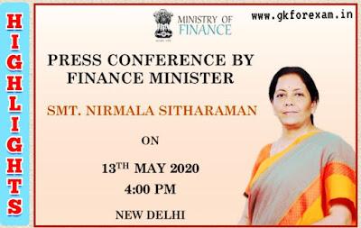 PM's Aatmanirbhar Economic Package