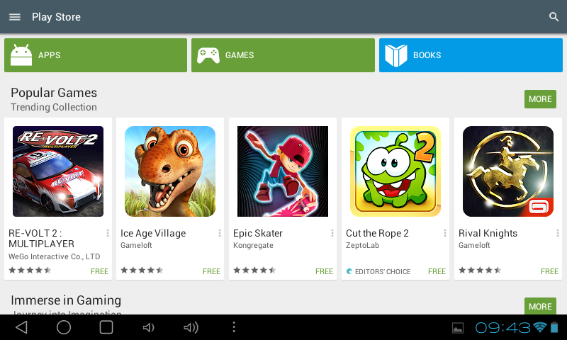 Google Play Store 5.0.31