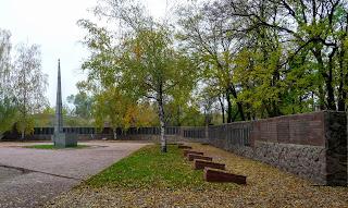 Кропивницький. Меморіальний комплекс «Фортечні вали»