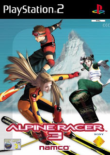 Alpine Racer 3 PS2