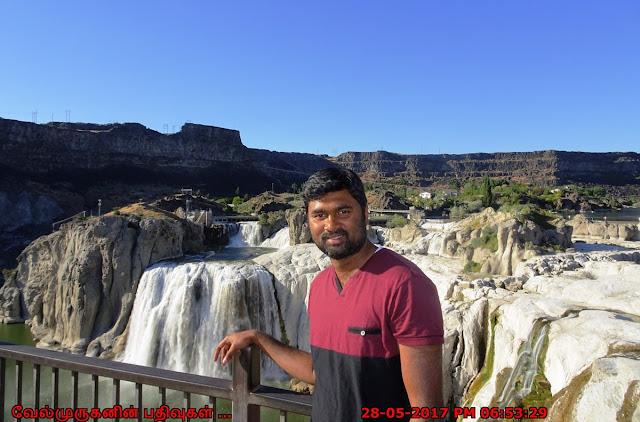 Shoshone Falls - Southern Idaho