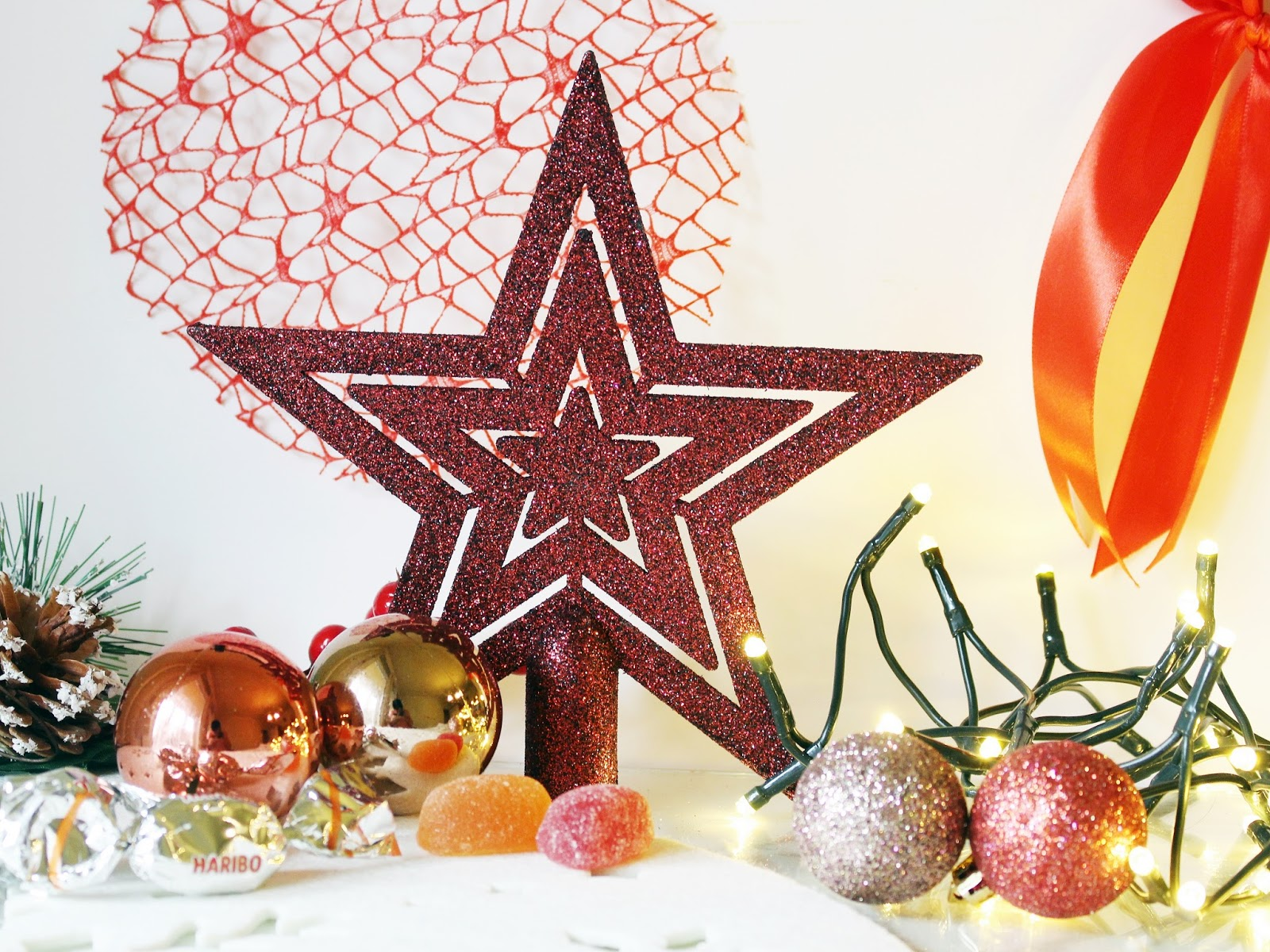 Karácsonyi dekor haul