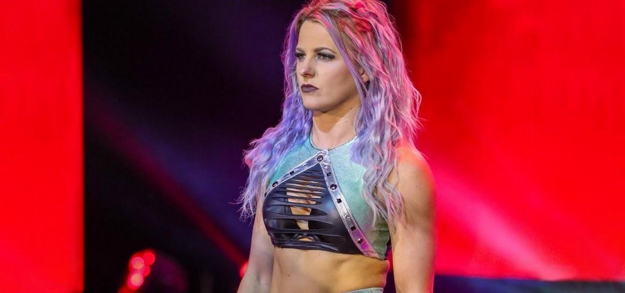Contrato de Candice LeRae com o WWE NXT deve se encerrar em 2022