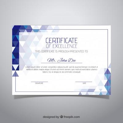 template-sertifikat-warna-biru