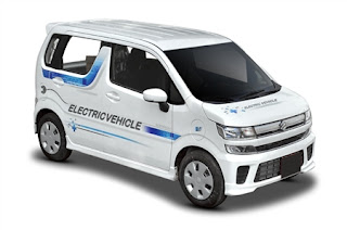 Wagon R Electric Specifications