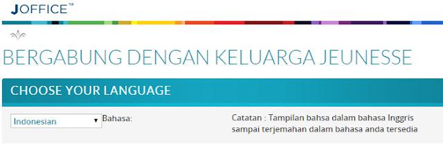 Jeunesse Global Indonesia : Memulai Bisnis Jeunesse