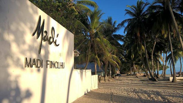 Madi Finolhu Guest House Maldives