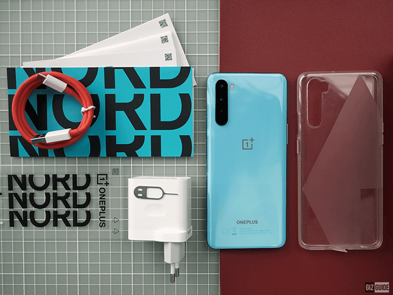 OnePlus Nord Blue Marble now available in PH stores