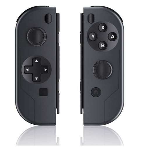 BOFFO Double Vibration Joycons Controllers for Switch