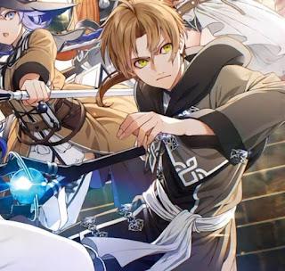 Mushoku Tensei: Isekai Ittara Honki Dasu 2nd Season 3  online