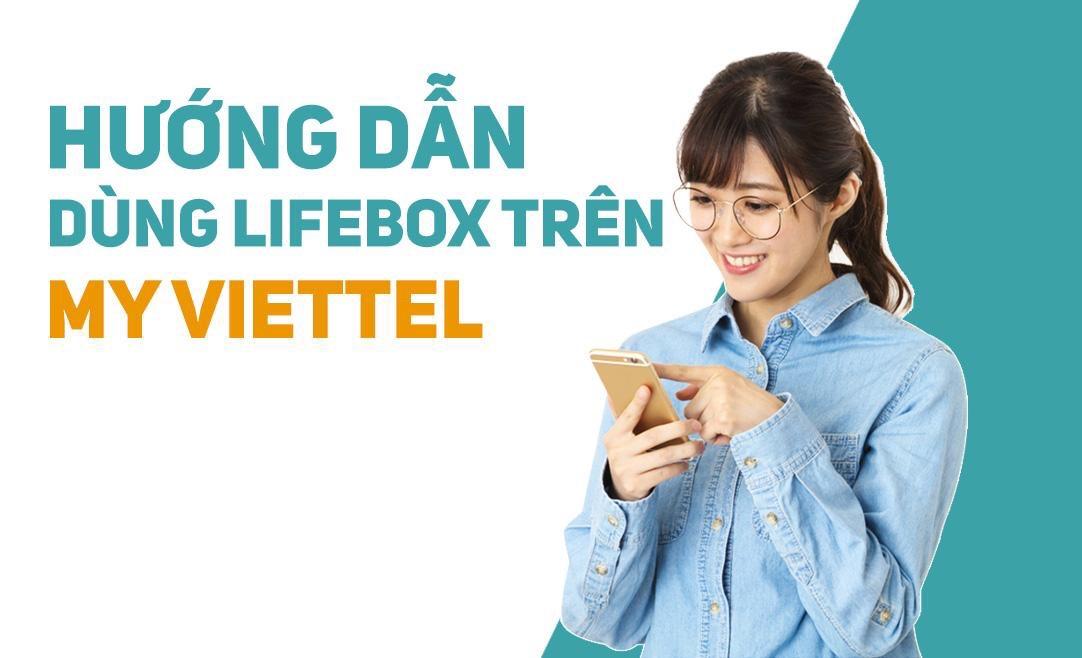 Hướng dẫn lưu Hình ảnh - Video - Nhạc trên Lifebox của My Viettel