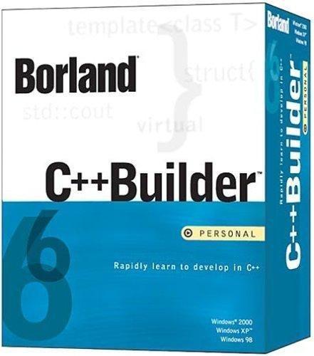 Borland C++ Builder 6 Enterprise Edition 2 CD 2011 + Crack