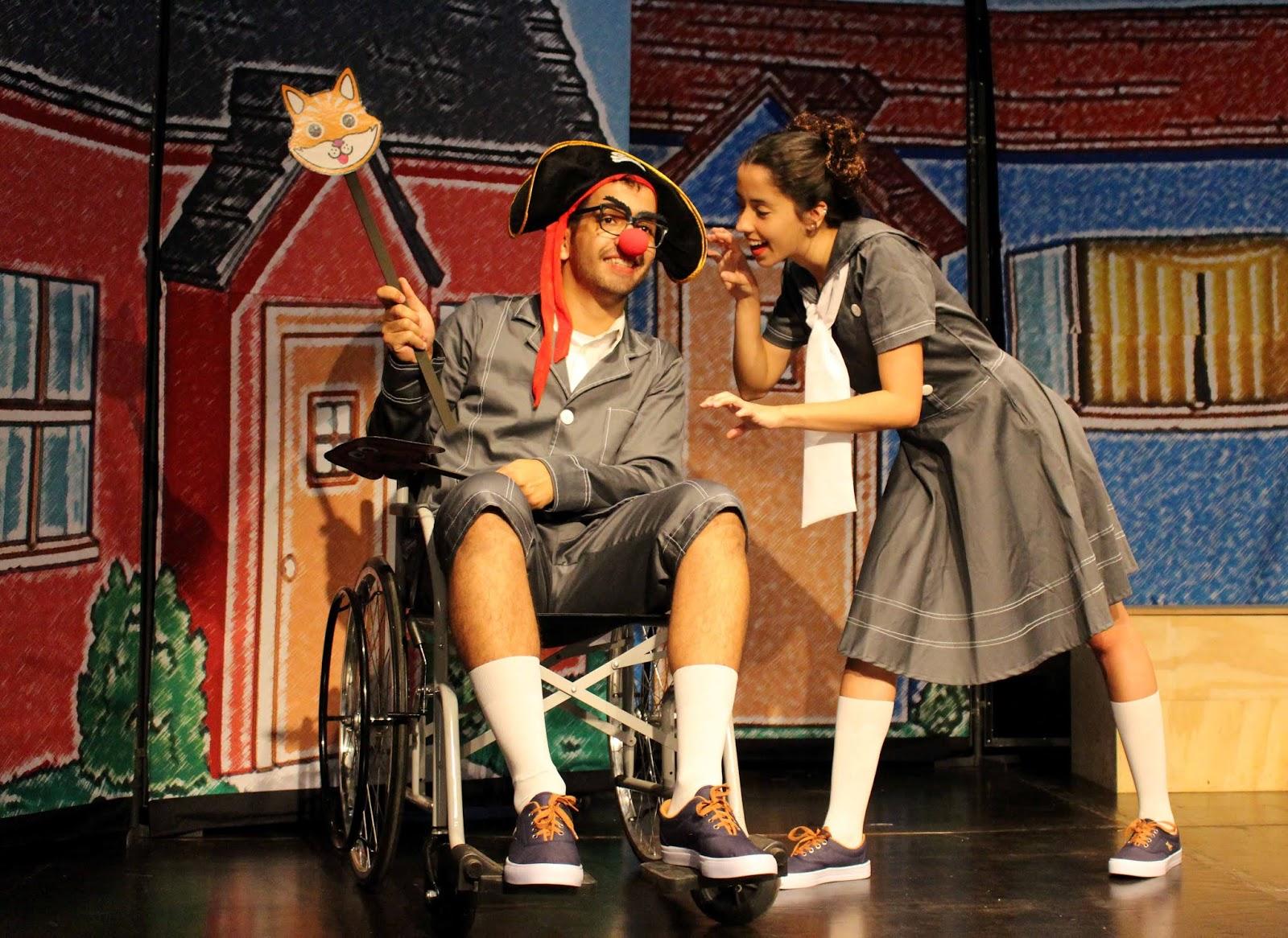 Ministério da Cultura e Renovias apresentam espetáculo teatral gratuito em Pinhal