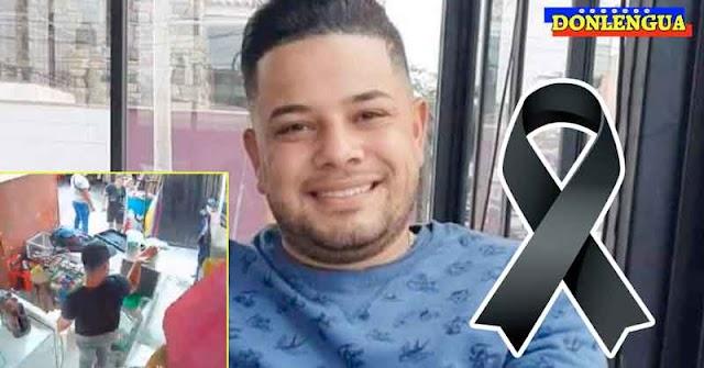 Quién era el joven Orlando Abreu asesinado despiadadamente en Perú ?