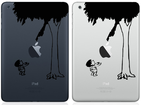 Apple Tree iPad Mini Decals