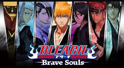 Download Bleach Brave Souls v2.2.0 Mod Apk