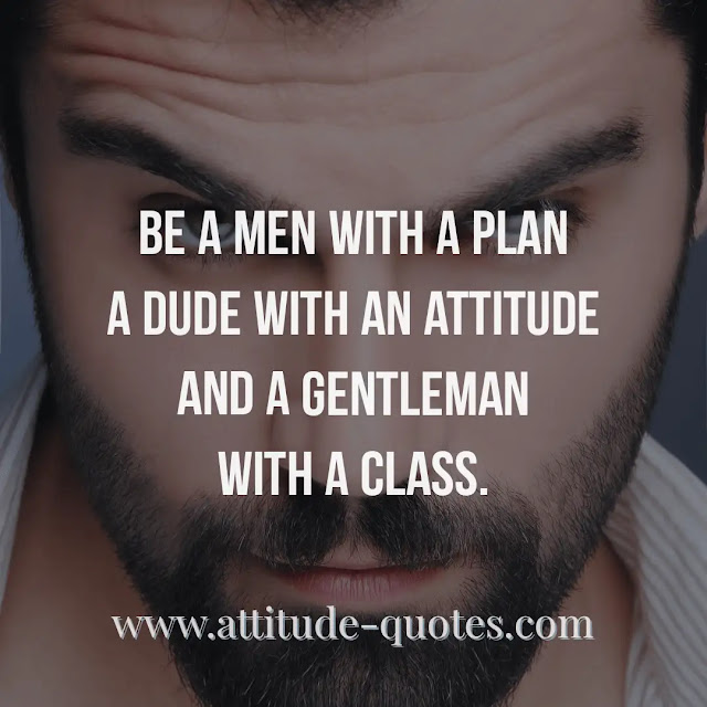 OMG! The Best BOYS ATTITUDE QUOTES Ever! Boys Attitude