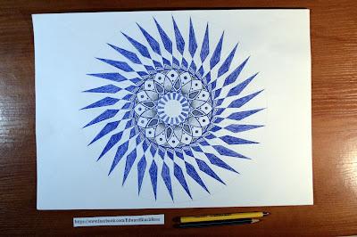 gometrical draw