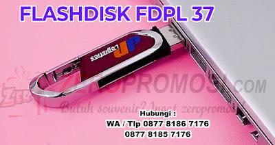 Jual Flashdisk Plastik FDPL37 untuk souvenir dengan custom logo