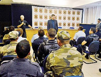 Guarda Municipal de Cabo de Santo de Agostinho (PE) tem porte de arma liberado