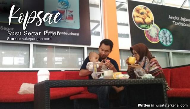 Wisata Malang Cafe KOP SAE Pujon