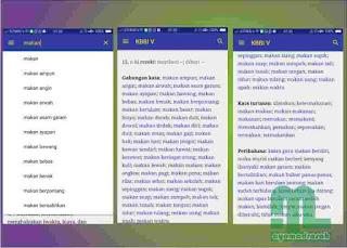 Aplikasi KBBI V