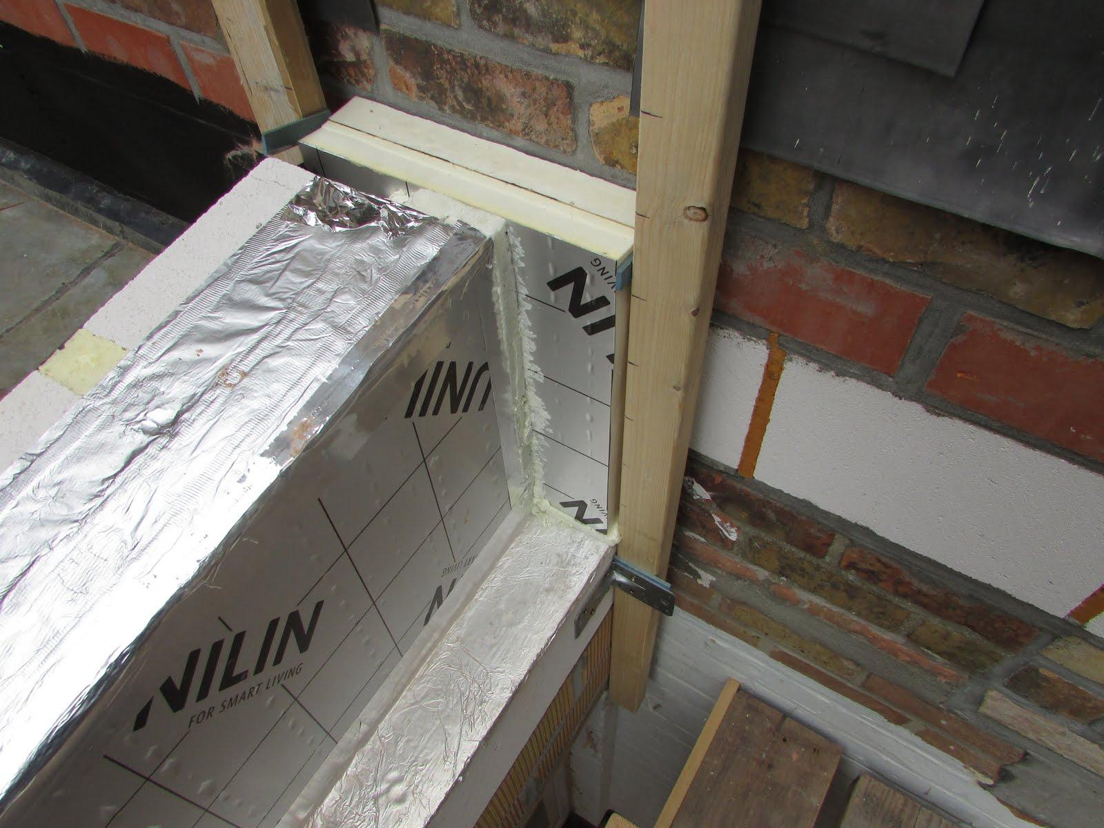 Verbouwing van ons ouderlijk huis ruwbouw uitbreiding 45 for Huis waterdicht maken