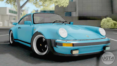 GTA SA - Porsche 911 Turbo 3.3L 1981 Tunable