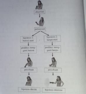 Metode Ilmiah Di Dalalam Biologi