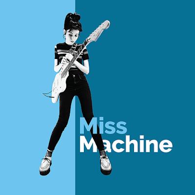 """La couleur Pop de Miss Machine se teinte de pastel, ce qui ne l'empêche pas de frapper fort avec """"Tout Autour""""."""