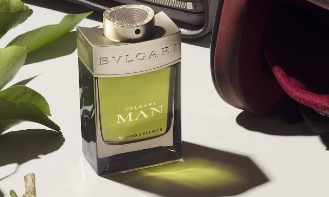 Bvlgari Man Wood Essence - oficjalne zdjęcie
