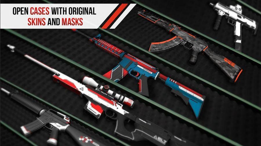 Download Standoff Multiplayer MOD APK 2