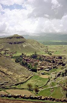 عاصمة الدولة الحميرية