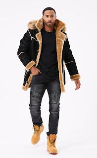 Macam Jenis Model Jaket shearling