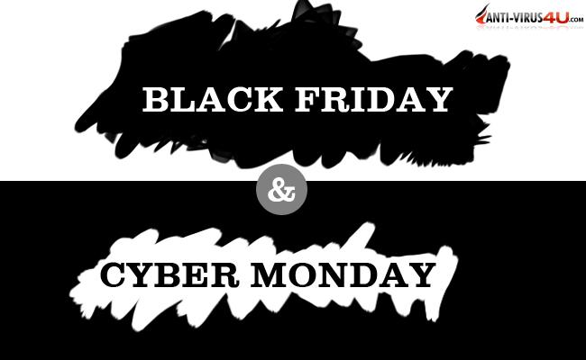 Black Friday Cyber Monday 2013 On Anti Virus4u Com