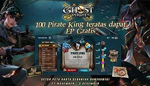 Pirate King Event FF