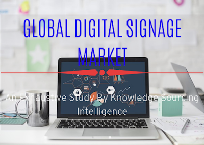 global digital signage market size