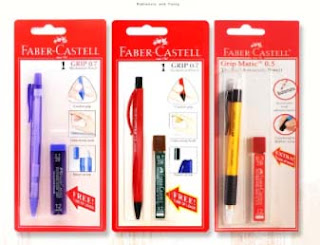 Pensil Faber Castell Eco Mech 0.7