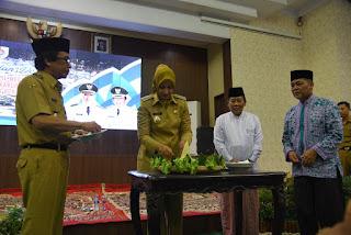 Pemkab Jember Berangkatkan 148 ASN Jadi CJH 2019