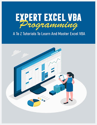 Expert Excel VBA Programming: A To Z Tutorials To Learn And Master Excel VBA: Macro Excel Vba Tutorial 2021