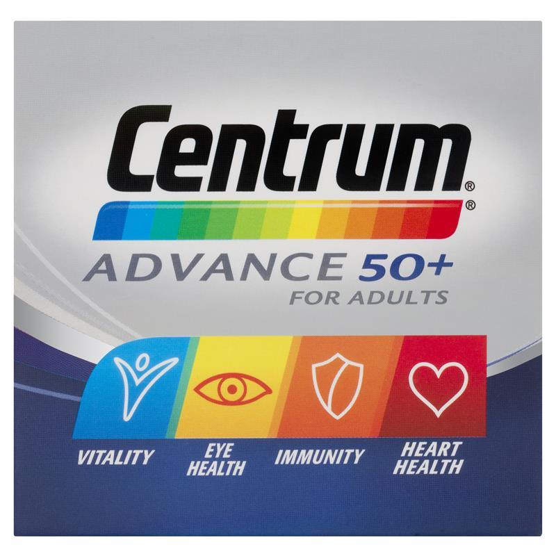 Centrum Advance 50+ - 100v/hộp