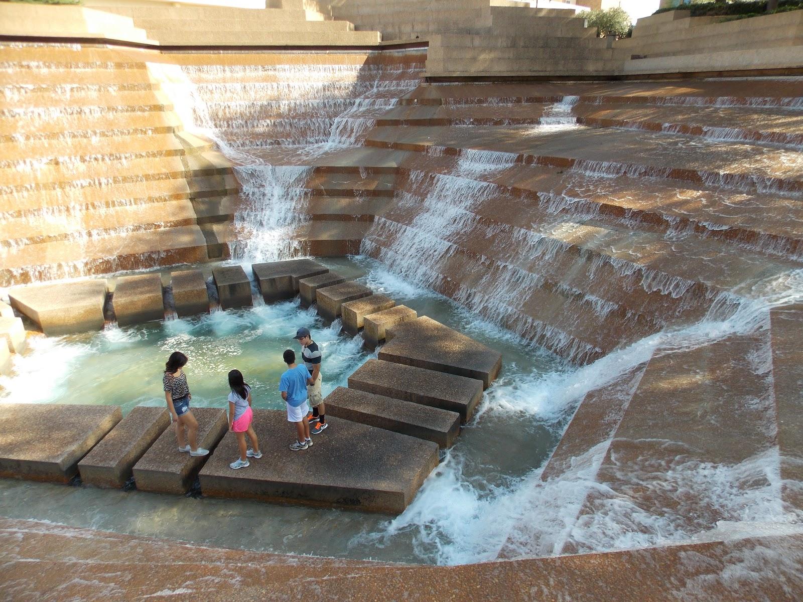 Water Gardens: The Schramm Journey: Fort Worth Water Gardens