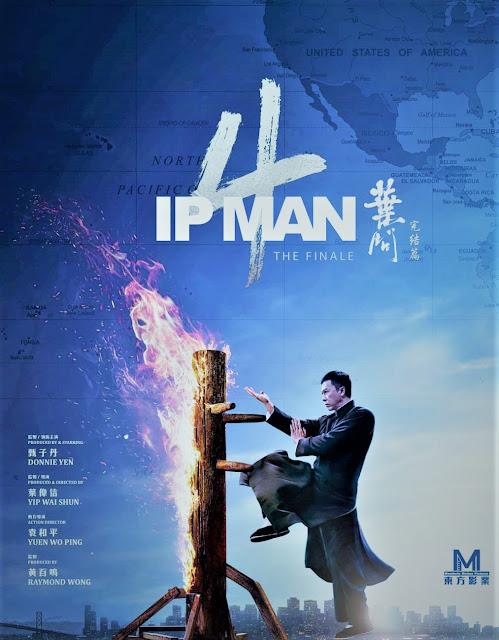 Movie: Ip Man 4: The Finale