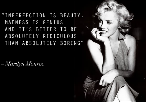 Brave Quotes By Marilyn Monroe