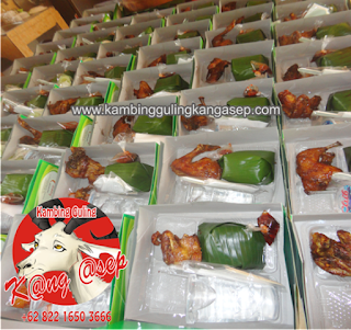 Layanan Catering Nasi Kotak di Lembang | Lezat Berkualitas